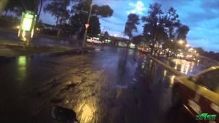Consejos para conducir moto en lluvia