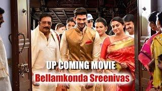 Bellamkonda Sreenivas Up Coming Untitled Movie Motion Poster