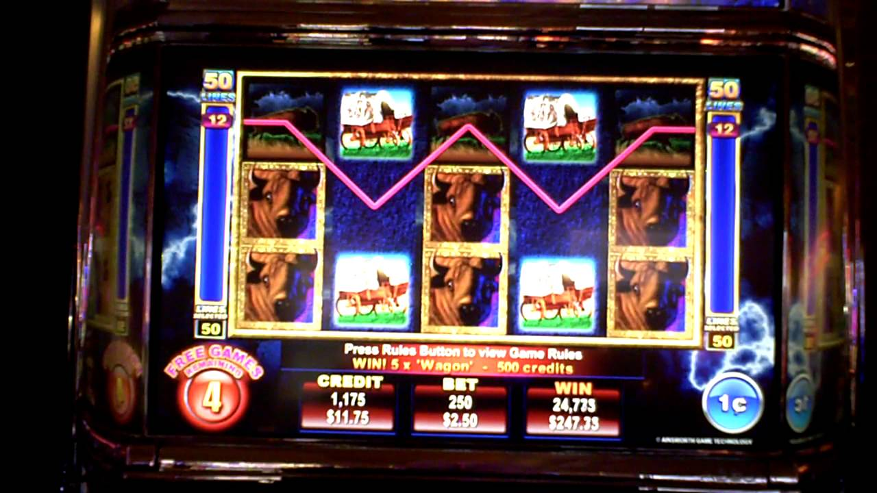 youtube $100 slot machine winners at thunder