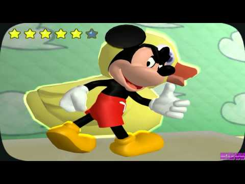 Disney's Magical Mirror Starring Mickey Mouse HD PART 11 (Game for Kids)