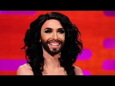 Eurovision winner Conchita Wurst on fitting in - The Graham Norton Show: Episode 7 - BBC One