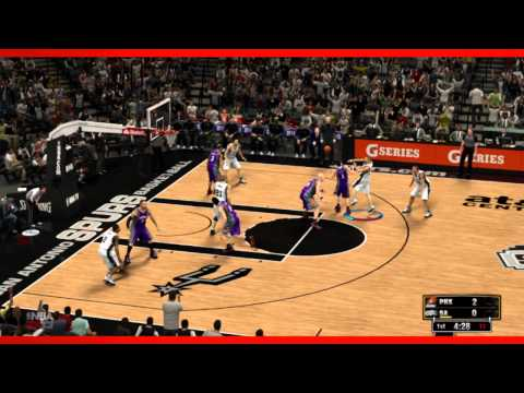 Thumbnail image for ''NBA 2K13' Kinect Integration Trailer'