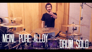 Richie Martinez - Pure Alloy Drum Solo thumbnail