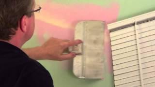 Repairing Drywall Cracks Settling Crack