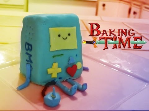 Adventure Time: BMO Cake - QNB
