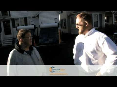 SunMaxx Customer Testimonial: Father Gordon