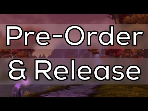 Warlords of Draenor - Release Date Chat & Pre-Purchase