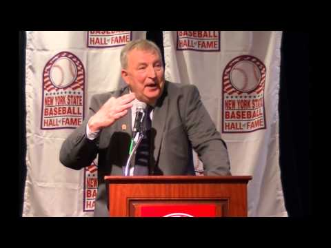New York State Baseball Hall of Fame - Coaches, College and Minor League Players 2013