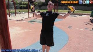 Shoulder Workout Sequence TRX WIT
