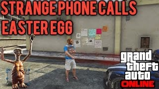 *NEW* GTA 5 Online- Secret Phone Numbers Easter Egg