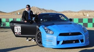 RACING MY GTR! - Track Day!