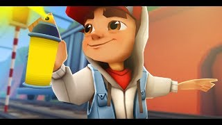 Subway Surfers Launch Trailer