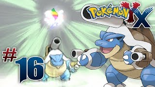 Let's Play Pokemon: X Part 16 Kalos Power Plant