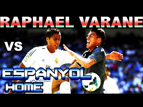 Raphael Varane vs Espanyol HOME ( 17 - 05 - 2014 / 17/05/2014 - 17.05.2014 ) [HD]