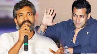 SS Rajmouli Wants To Work With Salman Khan ?