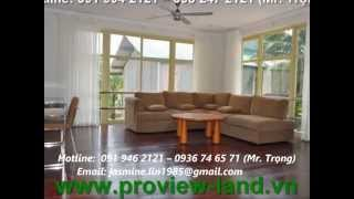 [villa for rent in district 2 villa in HCMC]