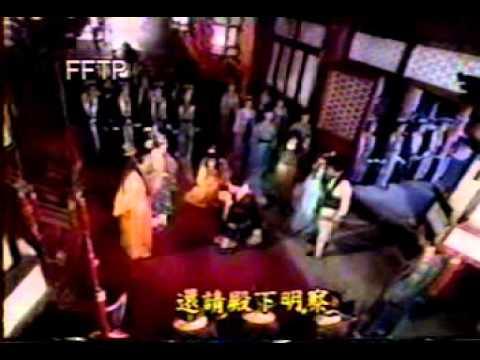 [1999]Nữ hiệp sĩ tóc trắng ep 1 ( full)
