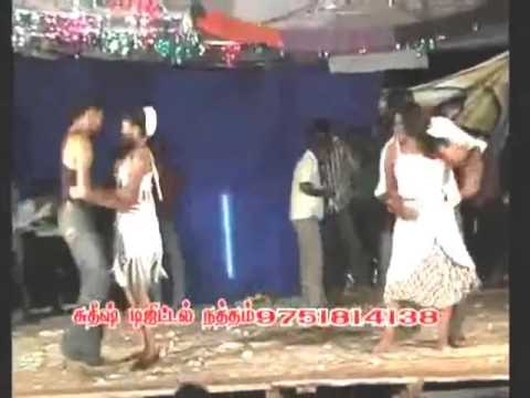 Tamil dance performance on stage | Tamil record dance hot