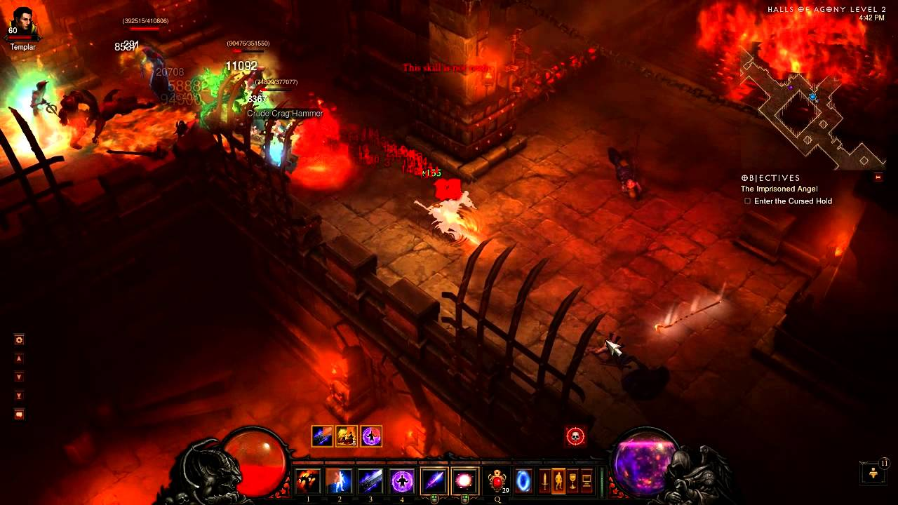 Diablo 3 licenses inferno farming spots