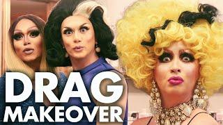 We Got Makeovers From RuPaul's Manila Luzon & Mariah Balenciaga (Beauty Trippin)