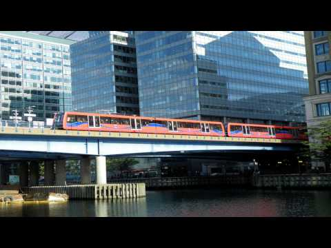 Docklands Light Railway Southgate Essex