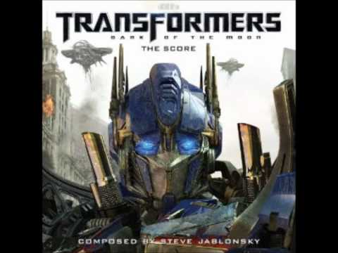 Steve Jablonsky - 15 Im Just The Messenger (Transformers 3: Dark side of the Moon)
