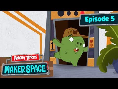 Angry Birds Markerspace - Expresní dodávka