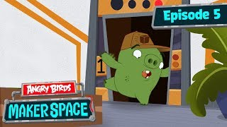Angry Birds Markerspace - Expresná dodávka