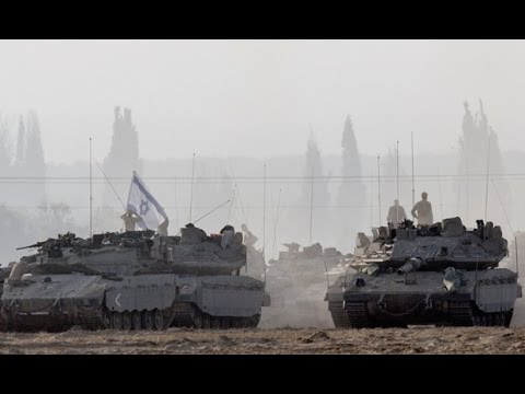 Psalm 83 : Israel prepares for Ground Offensive in Gaza as Rockets fire from Lebanon (Jul 11, 2014)