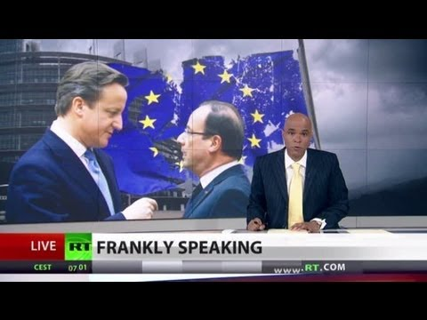 France v UK? Hollande vows to 'go on offensive' as London 'splinters' EU