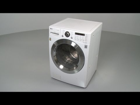 Lg Front Load Washer Disassembly Washing Machine Repair