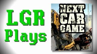 LGR Plays Bugbear's Next Car Game