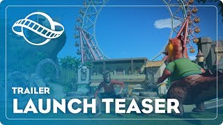 Planet Coaster Announcement Trailer