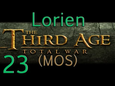 Let's Play TA:TW (MOS) Lorien Ep 23 - Barad Dur is not quite as awesome as I had thought :(