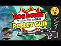 Pigman Shoots Pig in Brain with Gamo Air Rifle.