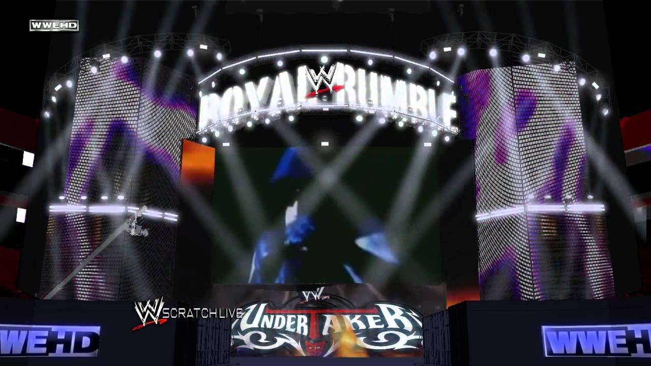 wwe royal rumble 2013 undertaker returns 2013 youtube