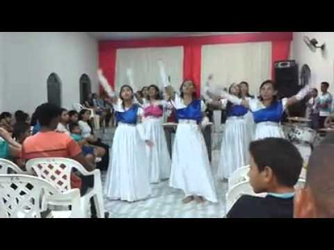 COREOGRAFIA RENASCER - Enche-nos Vanilda Bordiere e Elaine de Jesus
