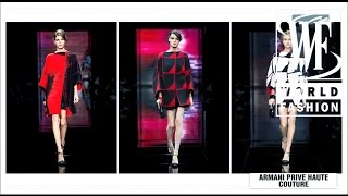 Look Book Armani Prive Haute Couture Fall-Winter 2014-15