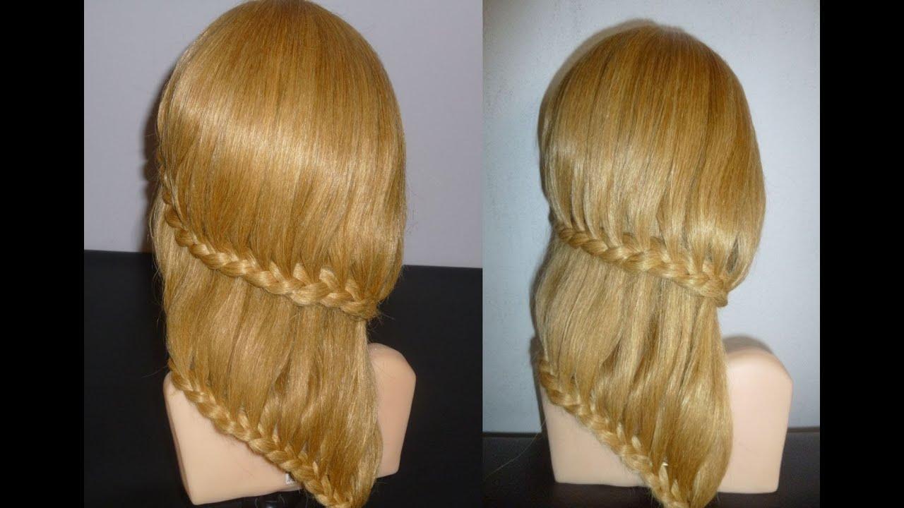 sch ne frisuren haare ganz originell flechten flechtfrisur zopffrisur braid hairstyle peinados