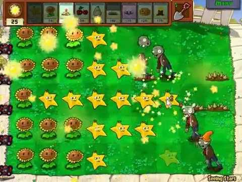 Game Plants vs Zombies Free hacked for Android