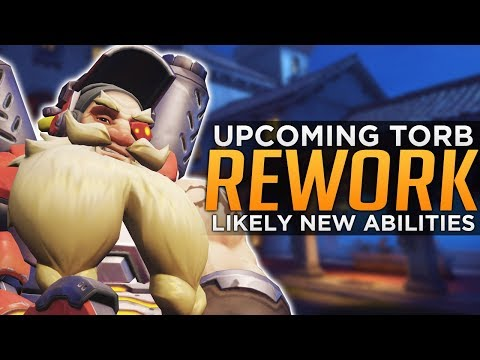 Overwatch: Torbjorn REWORK! - Likely NEW Abilities & Concepts