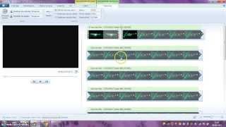[tutorial] Live Movie Maker 2013 Cortar Y Unir Muy