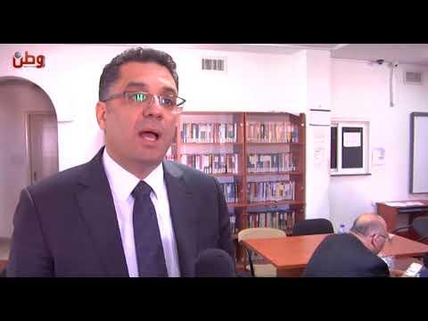 زاره متضامنا.. درعاوي: سأعمل على إعادة المحامي الأطرش إلى سجل المزاولة