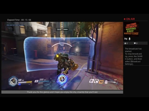 Overwatch (a Forever Knight guide; maps)