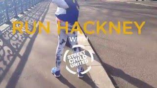 Show us your #HappyTrainers. Run Hackney for street children!