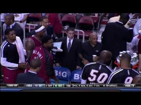 December 18, 2013 - NBATV - Game 25 Miami Heat Vs Indiana Pacers - Win (19-06)(NBA Gametime)
