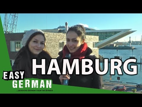 Easy German Episode 29 - City Edition: Hamburg