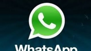 Como Descargar Whatsapp Para Pc Full 2015 (HD)