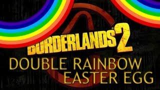 Double Rainbow Easter Egg - Borderlands 2 (What Does It Mean? Achievement Guide)