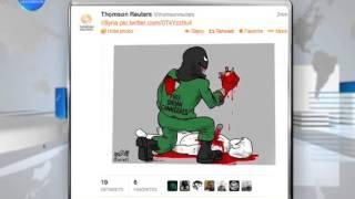 LBCINews- حساب وكالة رويترز على تويتر يتعرض للقرصنة
